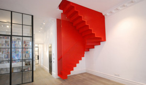 Red hot stair1