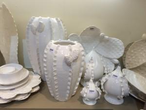 collezione Cactus ceramica